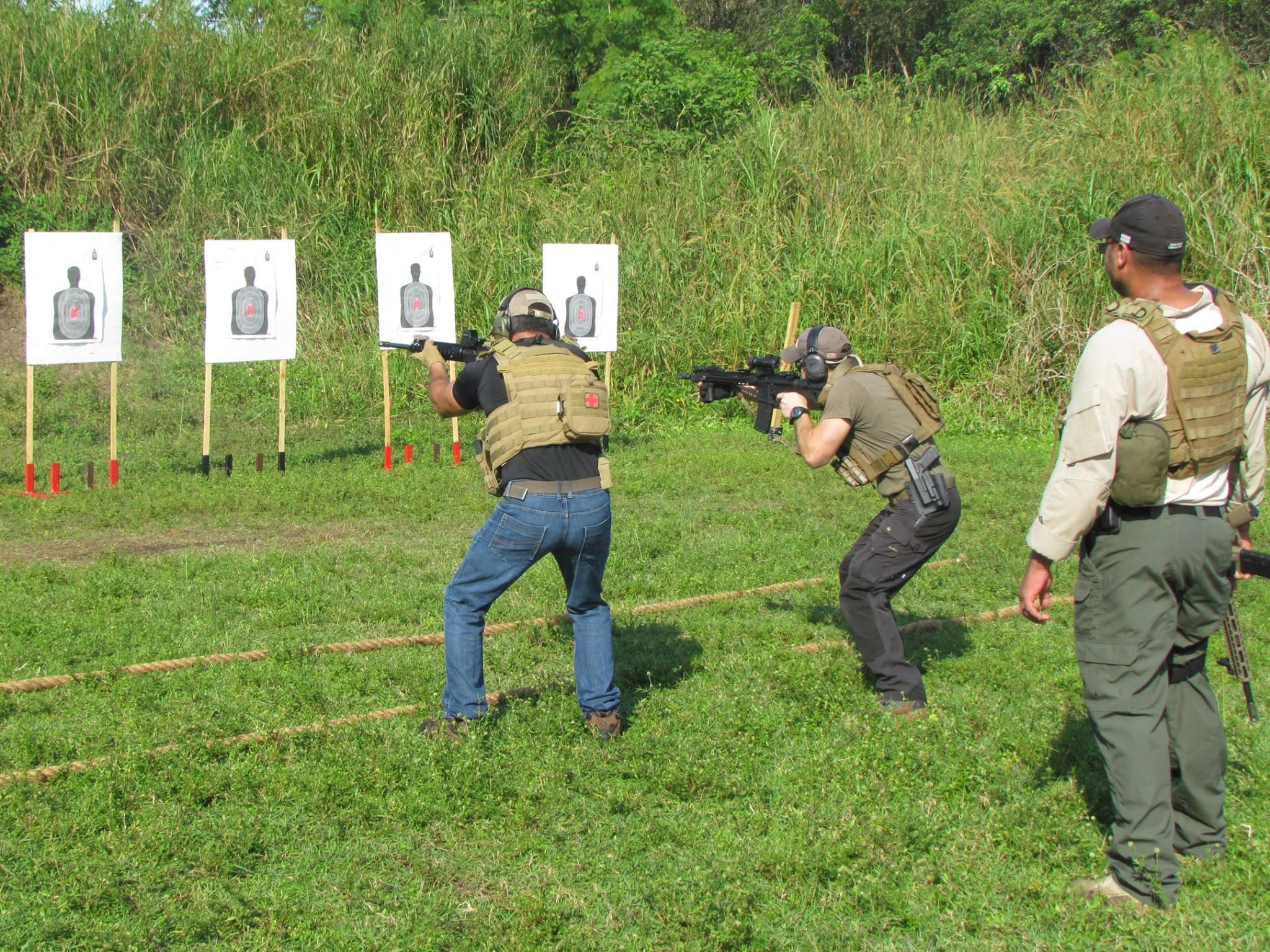 ATT shooting range