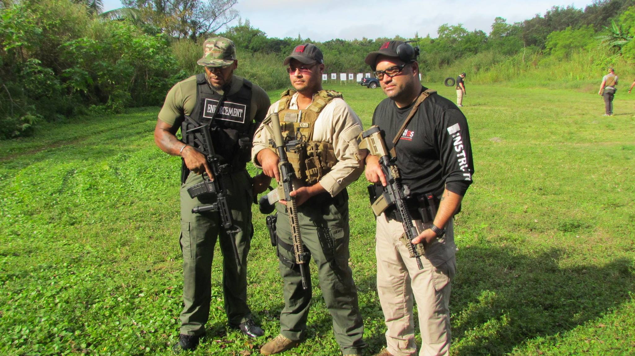 tactical Training team